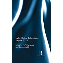 India Higher Education Report 2015 (English Edition)