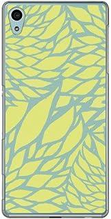 COVERFULL 菊(透明) / For Xperia Z 402so SoftBank sso402pcnt - M758sso402pcnt - M758Sony