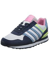 adidas NEO 阿迪达斯运动生活 NEO 女 休闲跑步鞋 10K W