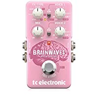 Tc Electronic BRAINWAVES Pitch Shifter 移调吉他效果器