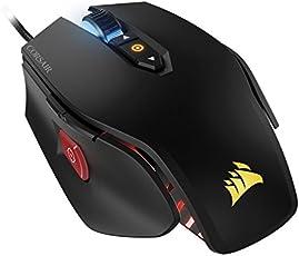 Corsair海盗船M65 PRO RGB FPS游戏鼠标 背光RGB LED 12000DPI 光学鼠标