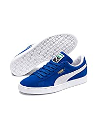 PUMA Men's Suede Classic Fashion Sneakers