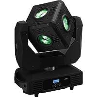 IMG STAGELINE CUBE-630/RGBW LED 投影移动头黑色