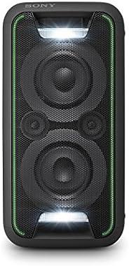 Sony 索尼 GTK-XB5 强大 One Box 聚会音响系统 (200w输出功率, 超低音, 蓝牙, NFC, 光效) 黑色