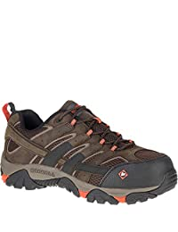 Merrell Moab 2 Vapor Comp Toe Work Shoe - US