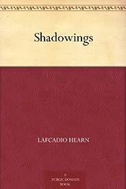Shadowings (日本魅影 ) (免費公版書) (English Edition)
