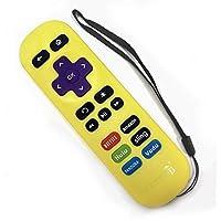 amaz247替换远程适用于 roku 4, roku 3, roku 2, roku 1, (高清, LT , XS 码, XD) , mlk247流媒体播放器;不支持 roku STICK 或 roku 电视或 mlk247电视制造商: amaz247