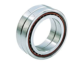 Barden Bearings ZSB115EDUL 角触点球轴承 小球 主轴 密封 光预载 接触角度25度 孔径75mm 115mm OD(2个装)