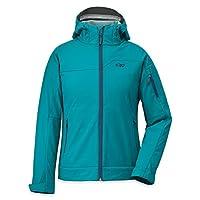 Outdoor Research 攀登滑雪徒步系列 女式 OR W'S Transfer Hoody中转带帽软壳夹克 96171