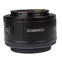 永诺YN50 1.8大光圈AF镜头 YN 50mm/1.8 定焦镜头(佳能口)