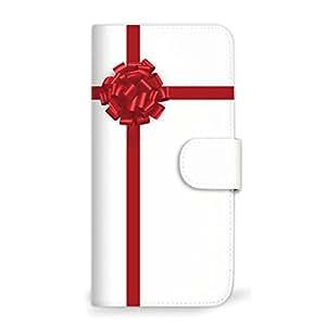 MITAS 智能手机保护壳翻盖型圣诞节生日礼物  B 4_AQUOS PHONE ZETA (SH-09D)