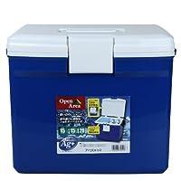 Iris cooler box CL-25 Blue/White CL25BL -海外卖家直邮