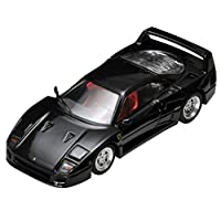Tomica Limited Vintage Neo 1/64 TLV-NEO 法拉利F40 黑 (厂家初回限定生产)模型 成品