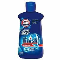 Finish Jet-Dry 冲洗辅助剂,洗碗机冲洗和干燥剂,8.45盎司