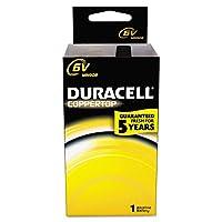Duracell Distributing Nc MN908 Duracell 6V Alkaline Spring Top Lantern Battery 6伏