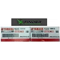 2007-2020 Yamaha Kodiak & Grizzly 前轮轴承套件,正品 OEM - 包括 X-Finder 和 Pine Grove 雅马哈贴纸