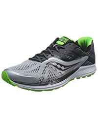 Saucony 圣康尼 TEC 男 跑步鞋 RIDE 10 S203731