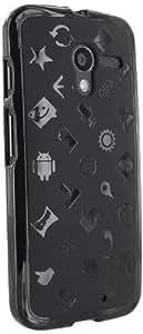 Cruzerlite Experience Case for Google Moto X - Retail Packaging - Black