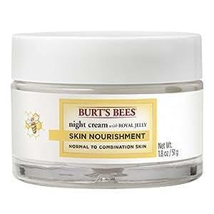 Burt's Bees Skin Nourishment Night Cream, 1.8 Ounces