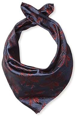Versace 女士丝绸围巾,蓝色