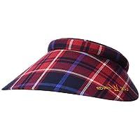 EDWIN 高尔夫 TR格子布宽夹式帽檐 EDV1942LW 女士