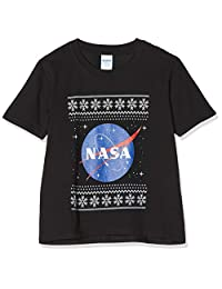 Brands In Limited Girl NASA Old Fair Isle T 恤