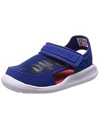 adidas kids 阿迪达斯童鞋 中性童 户外运动凉鞋 FortaSwim C AC8253