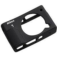 Nikon CF-N8000 1 J4 摄像机硅胶夹克 - 黑色VJD00037 黑色
