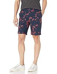 Amazon Essentials 男士标准标准标准修身轻拉伸 9 英寸短裤
