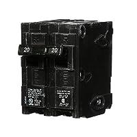 Siemens Q220 20-Amp 2 Pole 240-Volt Circuit Breaker 需配变压器