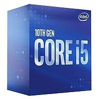 Intel 英特尔 Core i5-10400 (基本频率:2.90GHz; 插槽:LGA1200; 65W) 盒装