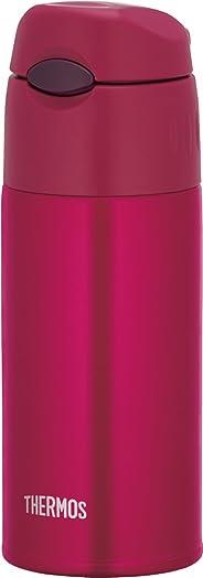 THERMOS 真空保温吸管瓶0.4L (red)