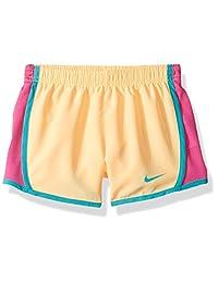 Nike 耐克女童速干短裙 Melon Tint 6X