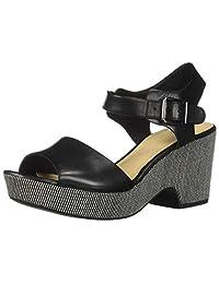 Clarks 其乐 Maritsa Janna 女士坡跟凉鞋