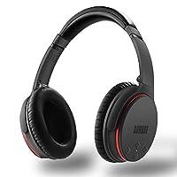 英国品牌 August 奥科斯 EP735 主动降噪蓝牙耳机 头戴式 ANC降噪 APTX无损 可折叠 10国平台同步销售