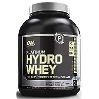 Optimum Nutrition-白金水电乳清先进水解的乳清分离蛋白巧克力薄荷-3.5 磅。