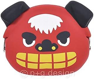ピージーデザイン(p+g design) 装飾雑貨(ファッション小物) レッド サイズ: W9.5×H8.4×D4.5cm mimi POCHI JAPAN PG-20806