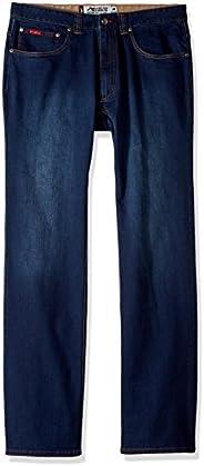 Mountain Khakis 男士 307 牛仔裤 经典版型 Medium Wash 30W x 30L