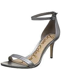 Sam Edelman Patti 女 时装凉鞋 7cm高(亚马逊进口直采,美国品牌)