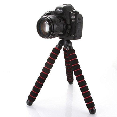 ニコンのための普遍的な柔軟な軽量カメラミニDV三脚キヤノンDSLRカメラAF179_D大