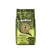 Lavazza 拉瓦薩 Tierra Bio Organic 咖啡豆 純阿拉比卡咖啡豆,1袋裝(1 x 1 kg)(新老包裝交替發貨)