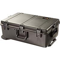 PELICAN 派力肯 #IM2950 摄影器材防护箱大型拉杆箱 (黑色) 含标准海绵(亚马逊进口直采,美国品牌)