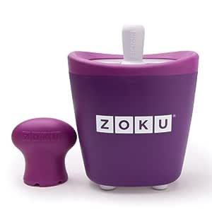 Zoku 单支装冰棒雪糕机ZK110-PU(紫色)