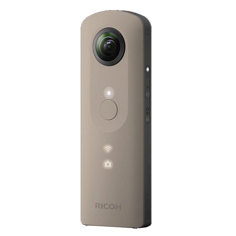 RICOH 理光 THETA SC VR全景360度摄影摄像
