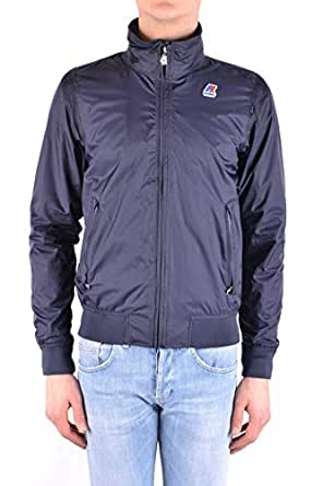K-WAY 男人 MCBI32296 蓝色 聚酰胺 外套夹克/意大利直邮【亚马逊海外卖家】