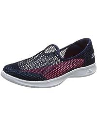 Skechers 斯凯奇 GO STEP LITE系列 女 轻质一脚蹬健步鞋 14464