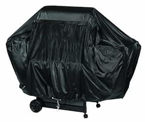 Char-Broil 134.62 厘米重型烧烤罩 - 黑色乙烯基 68 Inch, Vinyl 3584830