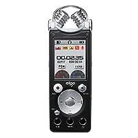 Aigo 爱国者 R5599 录音笔 专业降噪远距离 双麦克 50米无线录音 HIFI播放 2100H 8G 黑色