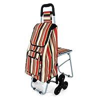 Lifemax 休闲手推车和三轮楼梯攀升机带座椅