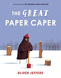 """The Great Paper Caper (English Edition)"",作者:[Jeffers, Oliver]"